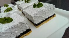 Dupla mákos sütemény Recept képpel - Mindmegette.hu - Receptek Poppy Cake, Feta, Ham, Food To Make, Cheesecake, Goodies, Yummy Food, Sweets, Baking