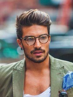 Mariano Di Vaio   Short & Upish Hairstyle