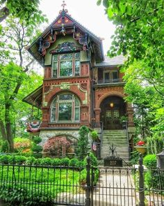 architecture old gothic victorian houses Haus Victorian Architecture, Beautiful Architecture, Beautiful Buildings, Beautiful Homes, Beautiful Places, Beautiful Beautiful, House Beautiful, Victorian Buildings, Architecture Old
