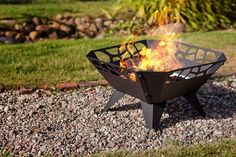 Palenisko ogrodowe Ażur Wheelbarrow, Garden Tools, Outdoor Decor, Design, Home Decor, Material, Products, Backyard Patio, Steel