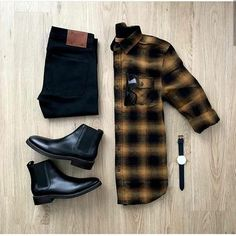 Best Smart Casual Outfits, Mens Casual Dress Outfits, Stylish Mens Outfits, Men Dress, Casual Clothes, Business Casual Men, Men Casual, Casual Shirts For Men, Casual Wear