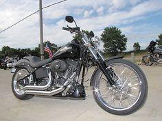 2007 Harley-Davidson Softail NIGHT TRAIN FXSTB