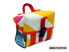 Lenkertasche, Kinderfahrradtasche, Kinderradtasche von YESSTUFFME auf DaWanda.com