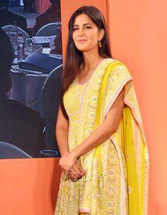 Katrina Kaif at 'WeUnite' conference in Mumbai. #Bollywood #Fashion #Style #Beauty #Hot #Sexy