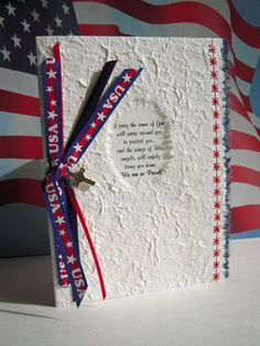 Military Card for Deployed Soldier with by warmtouchcreations