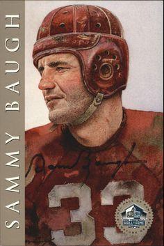 1998 Ron Mix HOF Platinum AutographsNNO Sammy Baugh Redskins  /2500 O11115 in Sports Mem, Cards & Fan Shop, Cards, Football   eBay