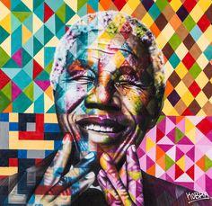 Street Art : Eduardo Kobra, un artiste haut en couleurs.   Fil culturel