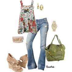 Out & About, created by hosefish on Polyvore