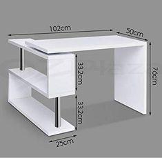 Smart Furniture, Home Office Furniture, Wood Furniture, Furniture Design, Architecture 3d, Modern Office Desk, Tv Decor, Home Decor, Tv Cabinets