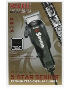 Wahl 5 Star Senior Clipper  PK-8545