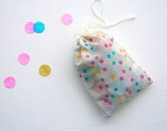 tissue paper confetti to throw