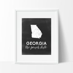 Georgia Printable by SamanthaLeigh on Etsy