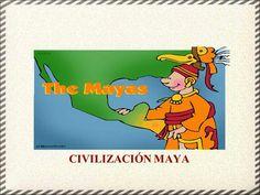 Historia para niños Civilización Maya by tiaveronica via authorSTREAM