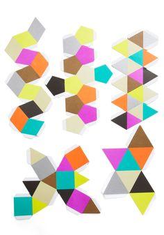 Along Came Polygon Mobile, #ModCloth