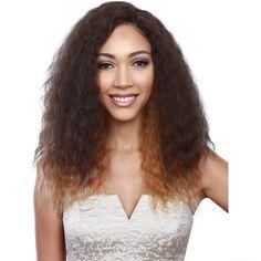 BobbiBoss Synthetic Hair Weave-A-Wig - AMELIA