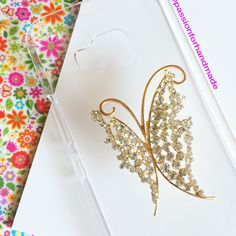 This butterfly shine✨ for you!!. Choose your  phone case!!. 💝