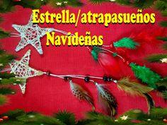 Estrellas-Atrapasueños Navidañas-DIY