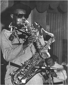 Jazz 'n Soul Music Film, Music Icon, Roland Kirk, Kenny Dorham, Alice Coltrane, Blue In Green, Thelonious Monk, The Buckeye State, Miles Davis