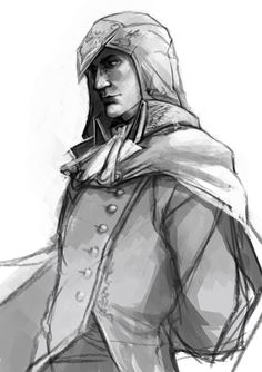 Haytham as an Assassin (The Tyranny of King Washington) Assassin's Creed List, Assessin Creed, Assassin's Creed Wallpaper, Assassins Creed Series, Ac2, Rogues, Character Art, My Arts, Artwork