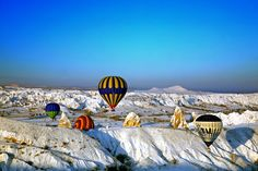 Cappadocia & Balloons by Ahmet SOLEY on 500px