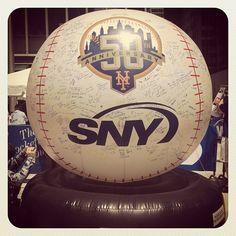 Love Mets fans!!