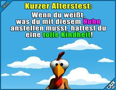 Alterstest bestanden! :) #Kindheit #Humor #Alterstest #Kindheitsmomente #GutenMorgen #lustig #funny #lachen #Witze