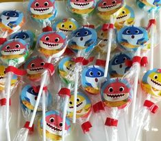 lembrancinha baby shark simples @lembrancinhababyshark #festababyshark #babyshark #convitesbabyshark