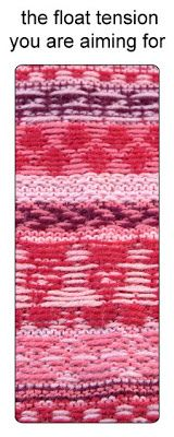 TECHknitting: How to knit with two or more colors-part 1: background information