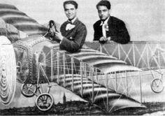 Writer Federico Garcia Lorca and filmmaker Luis Buñuel