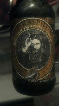 Old Rasputin, Russian imperial stout