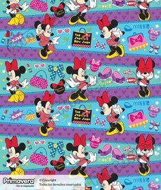 Papel Regalo Minnie Mouse 1-18-613 http://envoltura.papelesprimavera.com/product/papel-regalo-minnie-1-18-613/