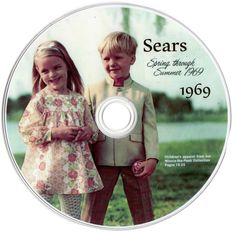 SEARS 1969 SPRING SUMMER mail order catalogue ON DVD PDF JPEG FORMATS | eBay