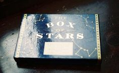 """""""Mr. Grimmic, the local bookkeeper, sold me a box of stars for the reasonable price of $6.70."""""""