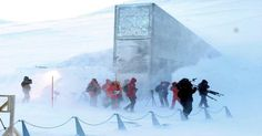 """""""Doomsday Seed Vault"""" in the Arctic – Bill Gates, Rockefeller and the GMO giants know something we don't (2007)"""