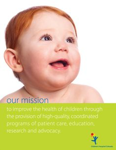 Our mission, our cause, our promise. Learn more about Children's Hospital Colorado and the pediatric services we provide.