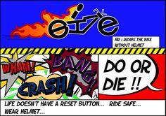 helmet safety on Behance