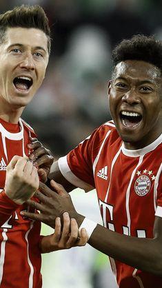 Lewandowski & Alaba Watch Football, Sport Football, Soccer, Milan, Chelsea, Fc Bayern Munich, Robert Lewandowski, Trainer, I Don T Know