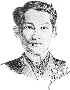 Jose Rizal, National Hero of the Philippines Newspaper Layout, Vintage Newspaper, Jose Rizal, Filipiniana, Bohol, Spanish Colonial, Portrait, Filipino, Philippines