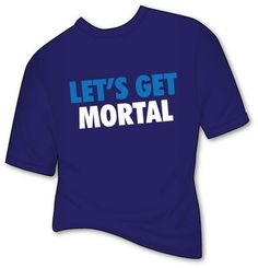 Lets Get Mortal T-Shirt - Geordie Shore TOWIE funny tshirt - all sizes 4XL 5XL