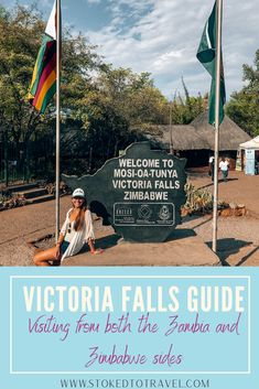 Thinking of visiting Victoria Falls? But not sure whether to stay on the Zambia side or the Zimbabwe side? Look no further - this guide covers everything you need to know before planning your trip!