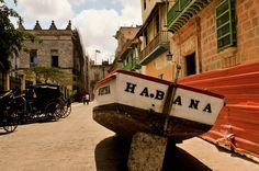 Cuba. Truly, truly wanna venture here! Lift the sanctions!