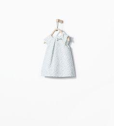 Polka dot dress-Collection-MINI | ZARA Mexico