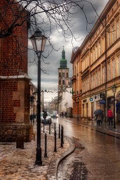 Old Krakow II - null