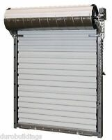 DuroSTEEL JANUS 8'x8' Self Storage 650 Series Metal Roll-up Door & Hdwe DiRECT | eBay