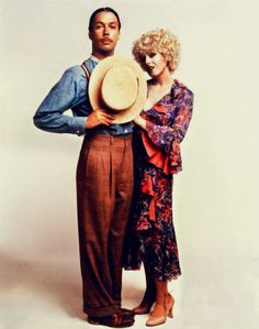 Rooster and Lily St. Regis in Annie