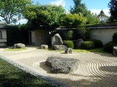 Jardín Zen – Portland, Estados Unidos