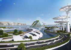 Como vai ser a arquitetura daqui a 100 anos? - Observador