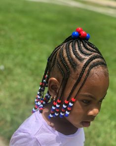 Another fabulous box braid hairstyle is introduced in the image below. This is not just lovely but eye-catching at the very first impression. This hai. - - # jumbo Braids for kids # jumbo box Braids designs # jumbo Braids for kids Box Braids Hairstyles, Kids Braided Hairstyles, Hairstyles 2016, Hairstyle Ideas, Black Kids Hairstyles, Baby Girl Hairstyles, Straight Hairstyles, Short Haircuts, Short Hairstyles