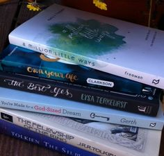 5 Books That Will Unlock Your Heart and Fuel your Dreams #write31days