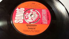 PUSSYCAT - Mississippi / Do It (Country Rock 45 RPM) Sonet - Holland Import #FolkCountryRock